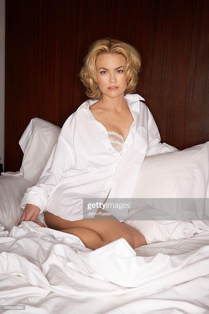 Kelly Carlson, 2007 : News Photo