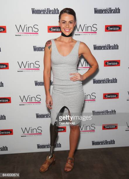 Kelly Cartwright attends a Women's Health WinS Speed Mentoring event on February 23 2017 in Sydney Australia
