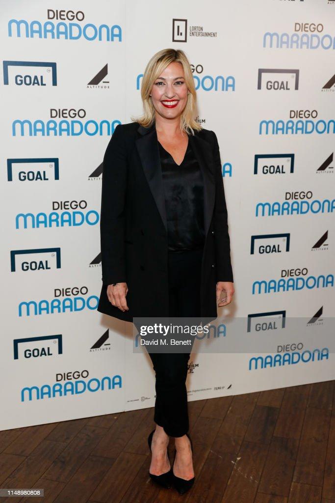 """Diego Maradona"" - Gala Screening - VIP Arrivals : News Photo"