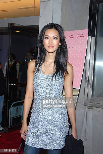 Kelly Choi at the NY Premiere Of 'Lars And The Real Girl' at the Paris Theatre in New York October 3 2007