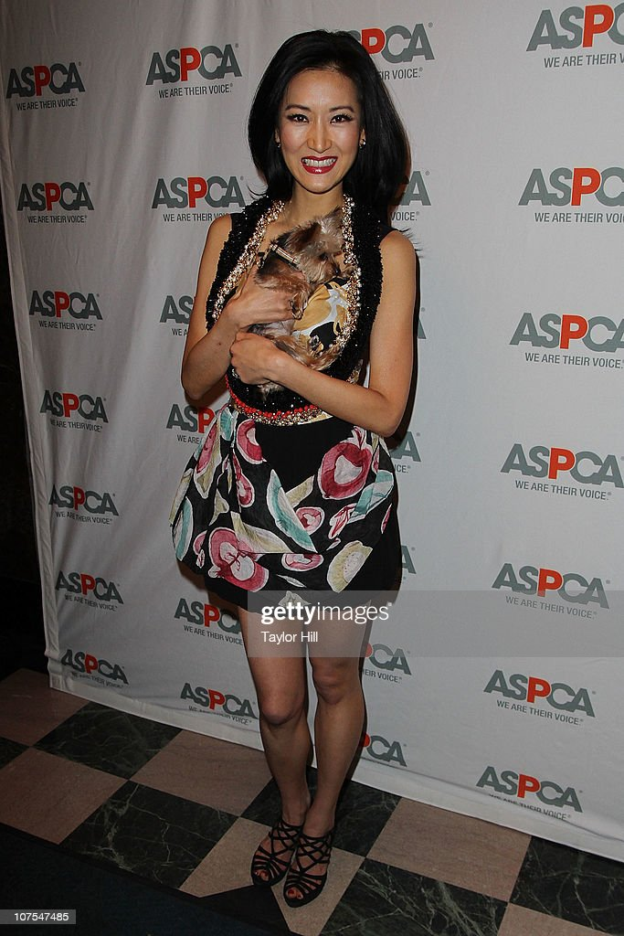 Kelly Choi attends the 2010 ASPCA Blessing Of The Animals at Christ Church on December 12, 2010 in New York City.