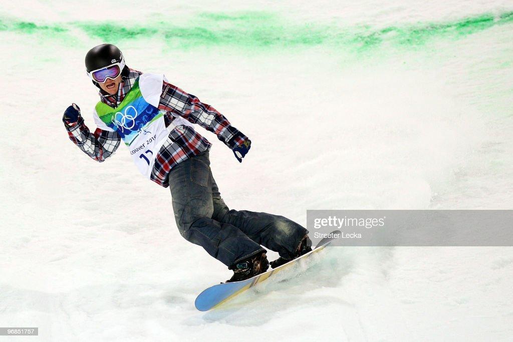 Snowboard - Day 7