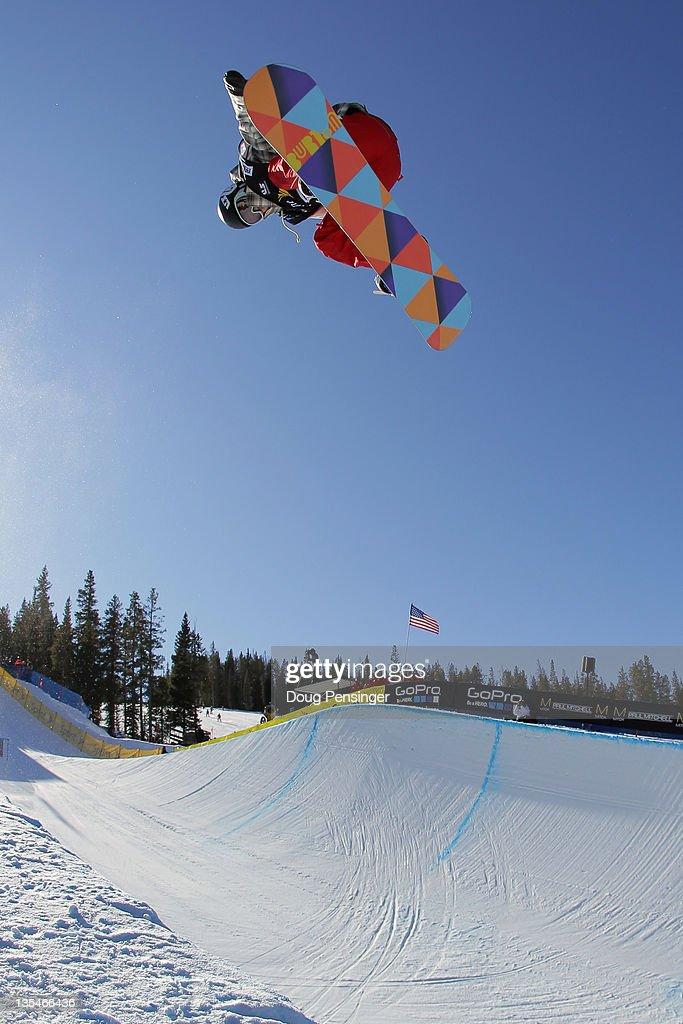 Men's and Women's Snowboard Grand Prix Halfpipe - Finals