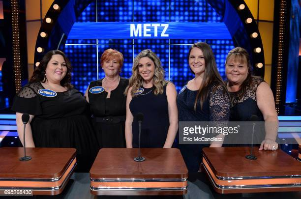 FEUD Kelly Clarkson vs Amy Schumer and Bindi Irwin vs Chrissy Metz The celebrity families competing to win cash for their charities feature the...