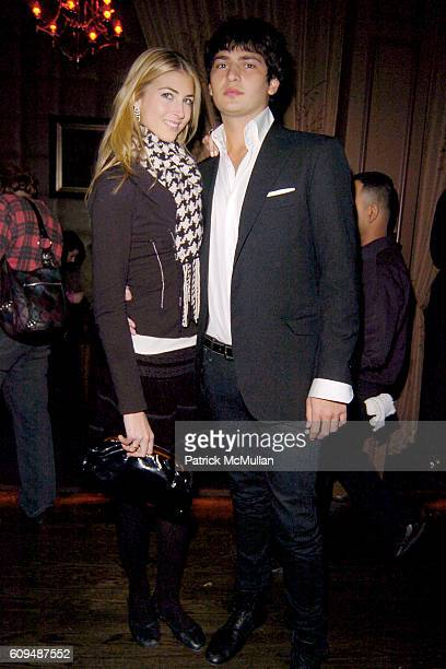 Kelly Conner and Roberto Vacca attend Book Launch Celebration for MICHAEL MUSTO hosted by ROSIE PEREZ and PEREZ HILTON at Room Service on January 9...