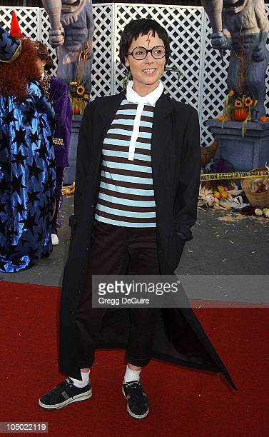 "Kelly Curtis during The 9th Annual ""Dream Halloween Los Angeles"" Benefits The Children Affected By AIDS Foundation at Barker Hanger in Santa Monica,..."
