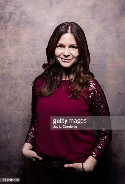 Kelly De Sarla of 'Defrost' poses for a portrait at the 2016 Sundance Film Festival on January 22 2016 in Park City Utah CREDIT MUST READ Jay L...