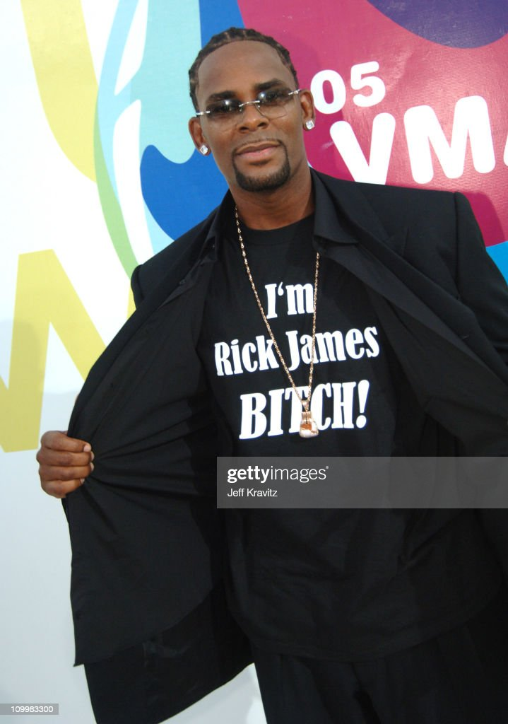 2005 MTV Video Music Awards - White Carpet
