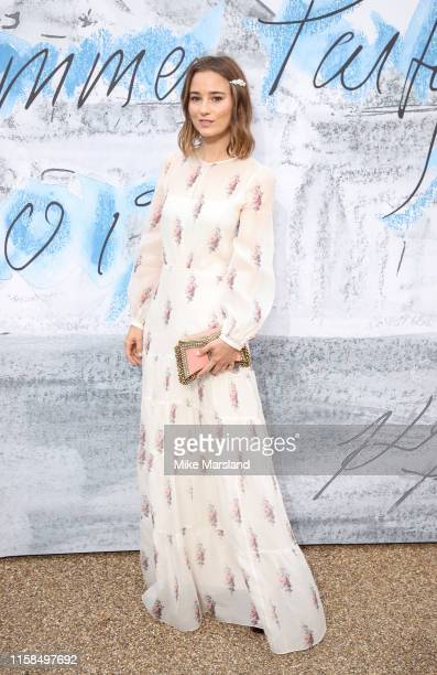 Kelly Eastwood attends The Summer Party 2019 Presented By Serpentine Galleries And Chanel at The Serpentine Gallery on June 25 2019 in London England