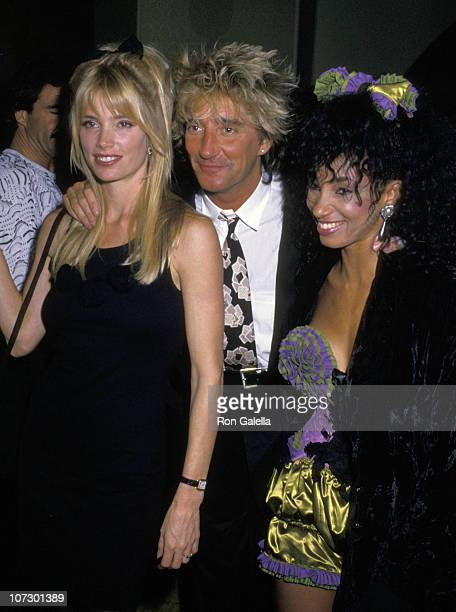 Kelly Emberg Rod Stewart and Downtown Julie Brown