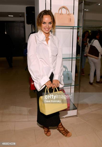 Kelly Framel attends Furla X the Glamourai at Bloomingdale's 59th Street Store on June 12 2014 in New York City