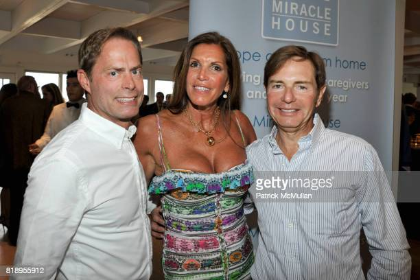 Kelly Graham Amy Chanos and John Barman attend MIRACLE HOUSE 20th Anniversary Memorial Day Summer Kickoff Benefit honoring Amy Chanos and Jim Chanos...