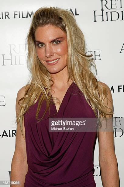 """Kelly Greyson attends Bel-Air Film Festival Presented By A2E """"Return to the Hiding Place"""" Park City Premiere - 2014 Park City on January 18, 2014 in..."""