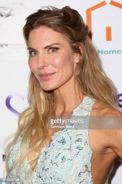 """Kelly Greyson attends the Benefit Screening Of Digital Jungle Pictures' """"Broken Memories"""" at Writers Guild Theater on November 14, 2017 in Beverly..."""