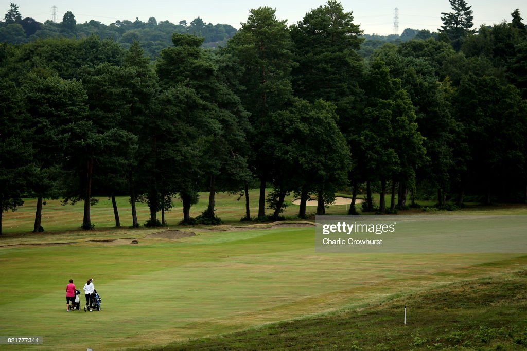 Lombard Trophy WPGA South Qualifier : News Photo