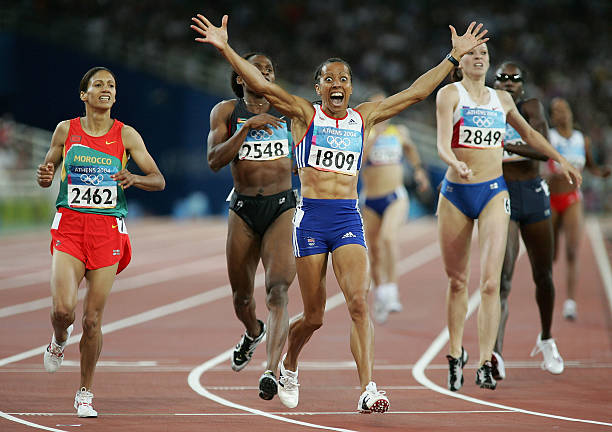 UNS: Game Changers - Kelly Holmes