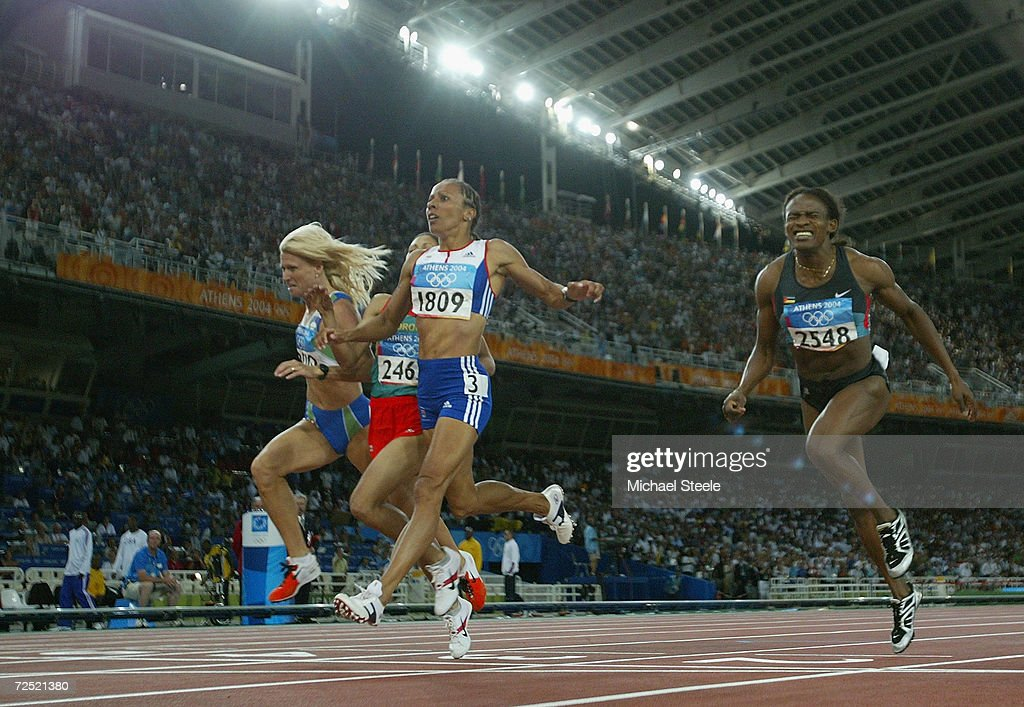 Womens 800m Finals : ニュース写真
