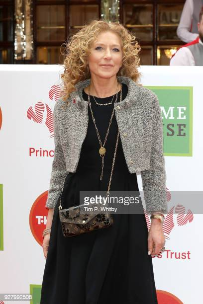 Kelly Hoppen attends 'The Prince's Trust' and TKMaxx with Homesense Awards at London Palladium on March 6 2018 in London England