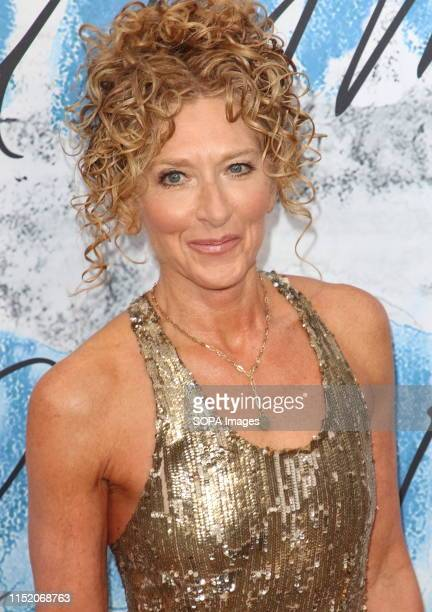 Kelly Hoppen attends the Serpentine Gallery Summer Party at Hyde Park in London