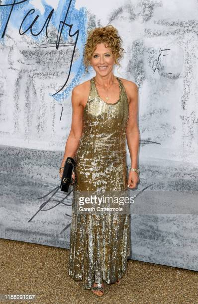 Kelly Hoppen attends The Summer Party 2019 Presented By Serpentine Galleries And Chanel at The Serpentine Gallery on June 25 2019 in London England