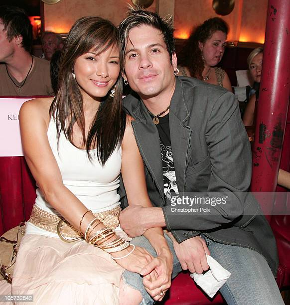 Kelly Hu and Mitch Allan of SR71 *Exclusive Coverage*