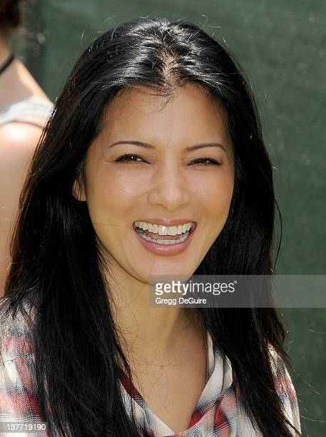 Kelly Hu arrives at the 21st Annual A Time For Heroes Celebrity Picnic sponsored by Disney to benefit The Elizabeth Glaser Pediatric AIDS Foundation...