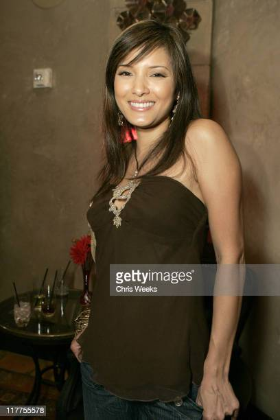 Kelly Hu during 2005 Stuff Style Awards Inside at Hollywood Roosevelt Hotel in Los Angeles California United States