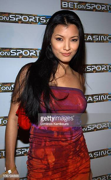 Kelly Hu during BETonSPORTS Inaugurates VIP Club with a Grand Opening in Costa Rica Featuring Carmen Electra and The Pussycat Dolls in San Jose Costa...
