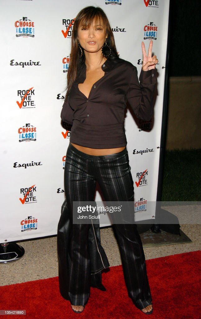 """Esquire House Hosts Young Hollywood """"Rock The Vote"""" Party - Arrivals"""
