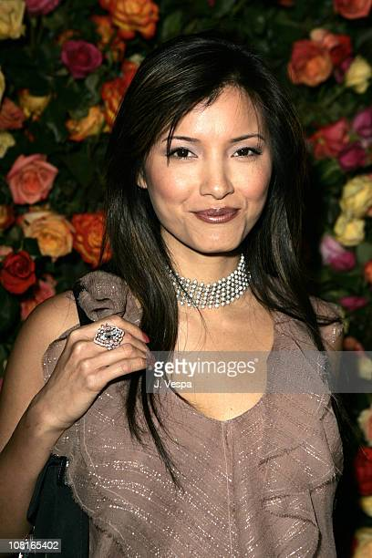 Kelly Hu during Marc Jacobs Celebrates the Opening of Three Los Angeles Stores - Red Carpet at Marc Jacobs Boutique in Los Angeles, California,...