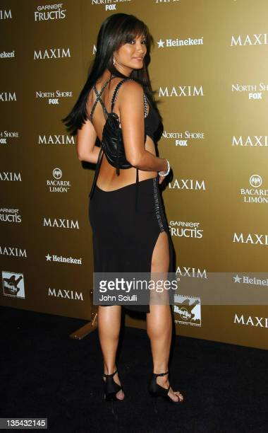Kelly Hu Stock Photos And Pictures Getty Images