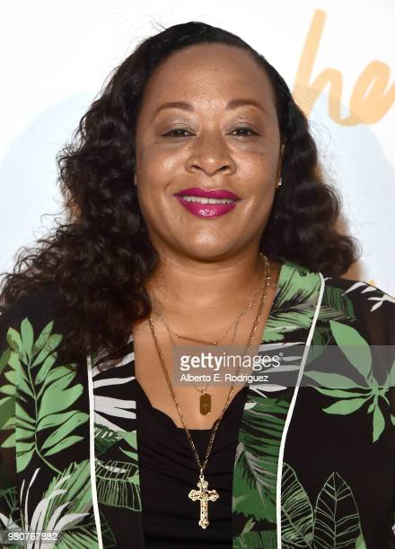 Kelly Jackson attends the BETHer Awards presented by Bumble at The Conga Room at LA Live on June 21 2018 in Los Angeles California