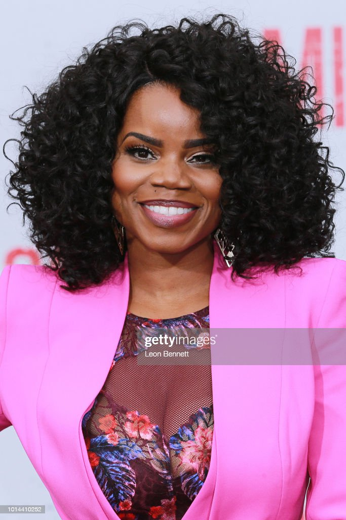 Kelly Jenrette attends the Premiere Of STX Films' 'Mile 22' at Westwood Village Theatre on August 9, 2018 in Westwood, California.