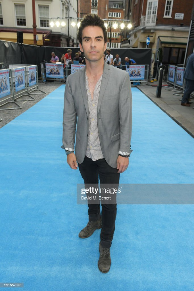 """""""Swimming With Men"""" - UK Premiere - VIP Arrivals"""