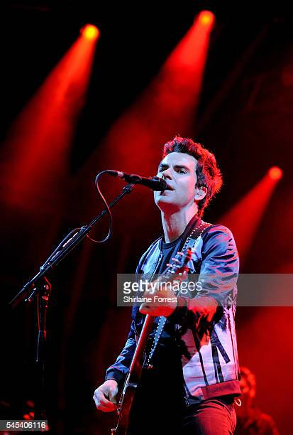 Kelly Jones of Stereophonics perfoms as part of Sounds of the City at Castlefield Bowl on July 7 2016 in Manchester England