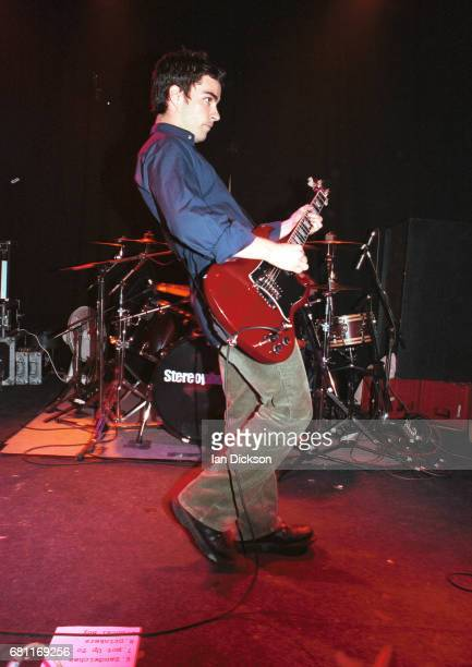 Kelly Jones of Stereophonics performing on stage at The Garage London 23 May 1997