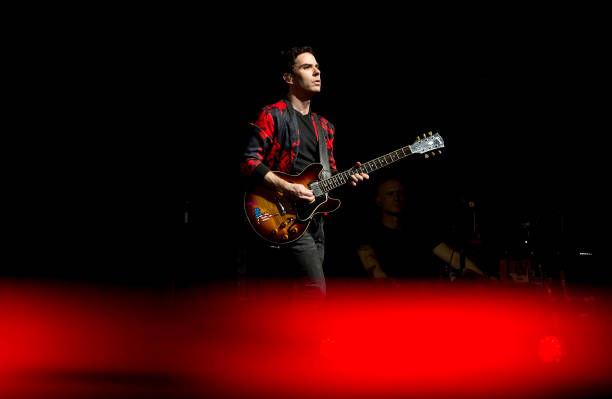 GBR: Stereophonics Perform at BIC, Bournemouth