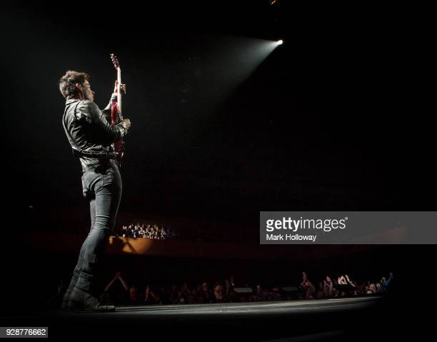 Kelly Jones of Stereophonics performs at BIC on March 6 2018 in Bournemouth England