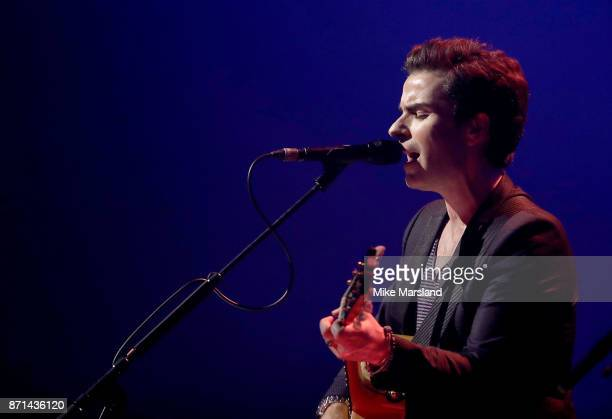Kelly Jones of Stereophonics performs on stage at the SeriousFun London Gala 2017 at The Roundhouse on November 7 2017 in London England