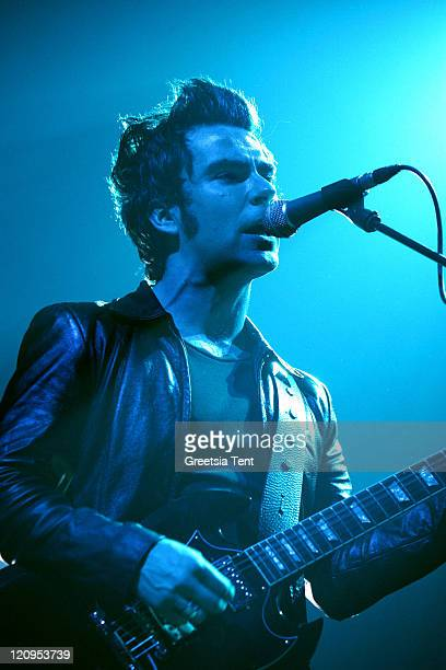 Kelly Jones of The Stereophonics performs in the Heineken Music Hall on March 2 2008 in Amsterdam the Netherlands