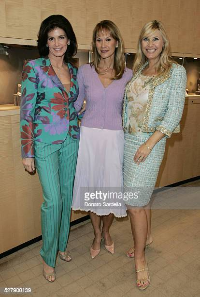 Kelly Katz Cheryl Saban and Irena Medavoy during Kelly and Martin Katz Join Irena and Mike Medavoy to Celebrate the Launch of Cheryl Saban's Newest...