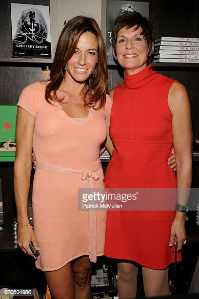 Kelly Killoren Bensimon and Martine Assouline attend ASSOULINE Celebrates the Grand Opening of its First US Boutique at The Plaza at Assouline...