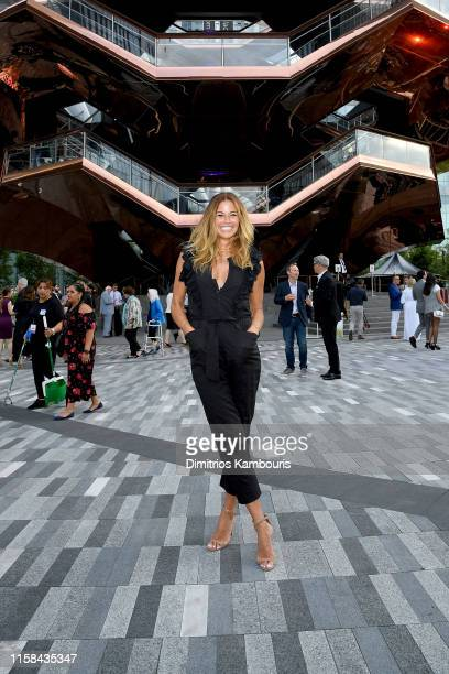 Kelly Killoren Bensimon attends A Magical Summer Night At Hudson Yards Celebrating The Lifestyle Of 35 Hudson Yards on June 25 2019 in New York City