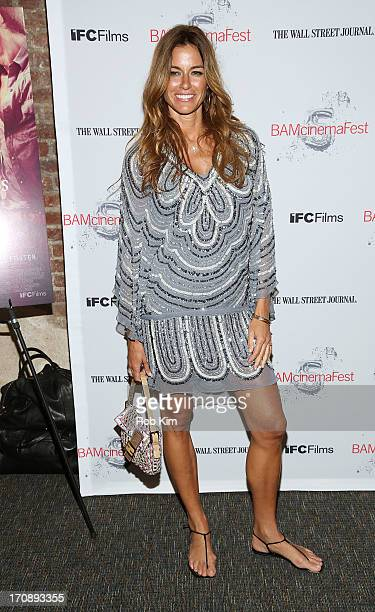 Kelly Killoren Bensimon attends BAMcinemaFest 2013 And The Cinema Society Host The Opening Night Premiere Of Ain't Them Bodies Saints at BAM Harvey...