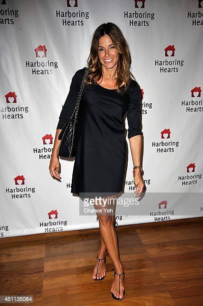 Kelly Killoren Bensimon attends Harboring Hearts' 2nd annual Summer Soiree at Rubin Museum of Art on June 23 2014 in New York City