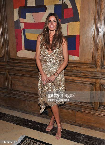 Kelly Killoren Bensimon attends The Cinema Society Dior Beauty screening of Thor The Dark World after party at Marlton Hotel on November 6 2013 in...