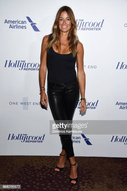 Kelly Killoren Bensimon attends The Hollywood Reporter 35 Most Powerful People In Media 2017 at The Pool on April 13 2017 in New York City