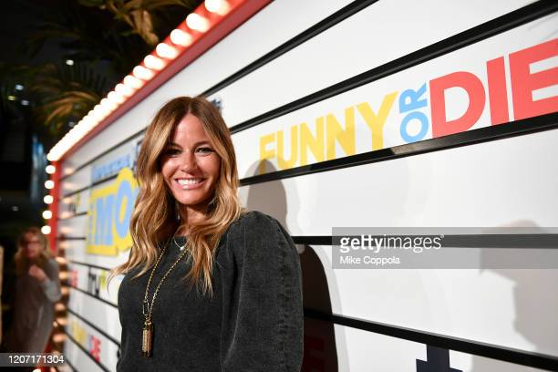 Kelly Killoren Bensimon attends the Impractical Jokers The Movie Premiere Screening and Party on February 18 2020 in New York City 739100