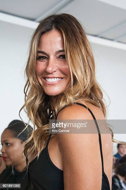 Kelly Killoren Bensimon Attends The Jill Stuart Fashion Show During New York Fashion Week September 2016