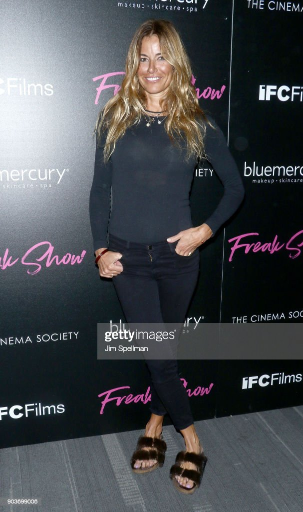 "The Cinema Society & Bluemercury Host The Premiere Of IFC Films' ""Freak Show"""